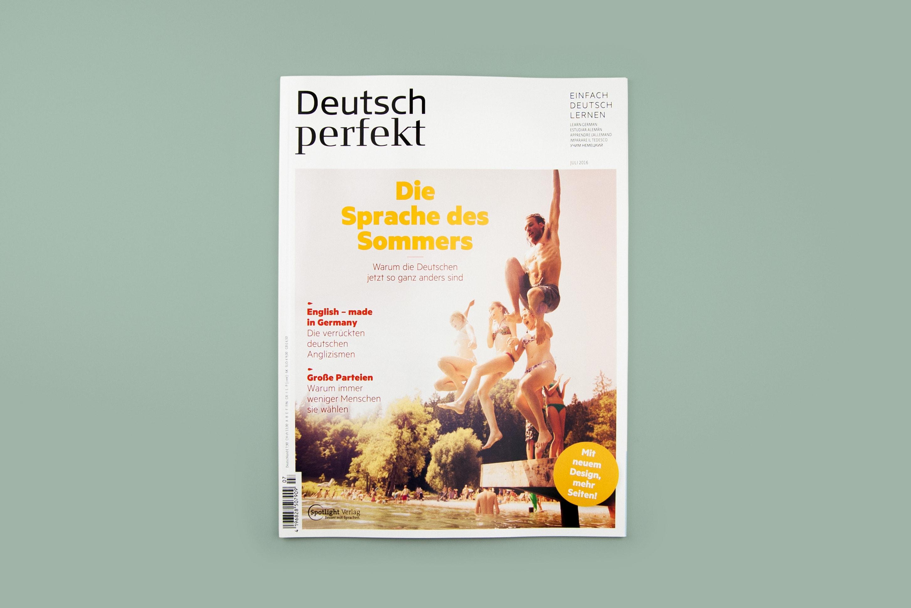 Bureau Johannes Erler – Deutsch Perfekt