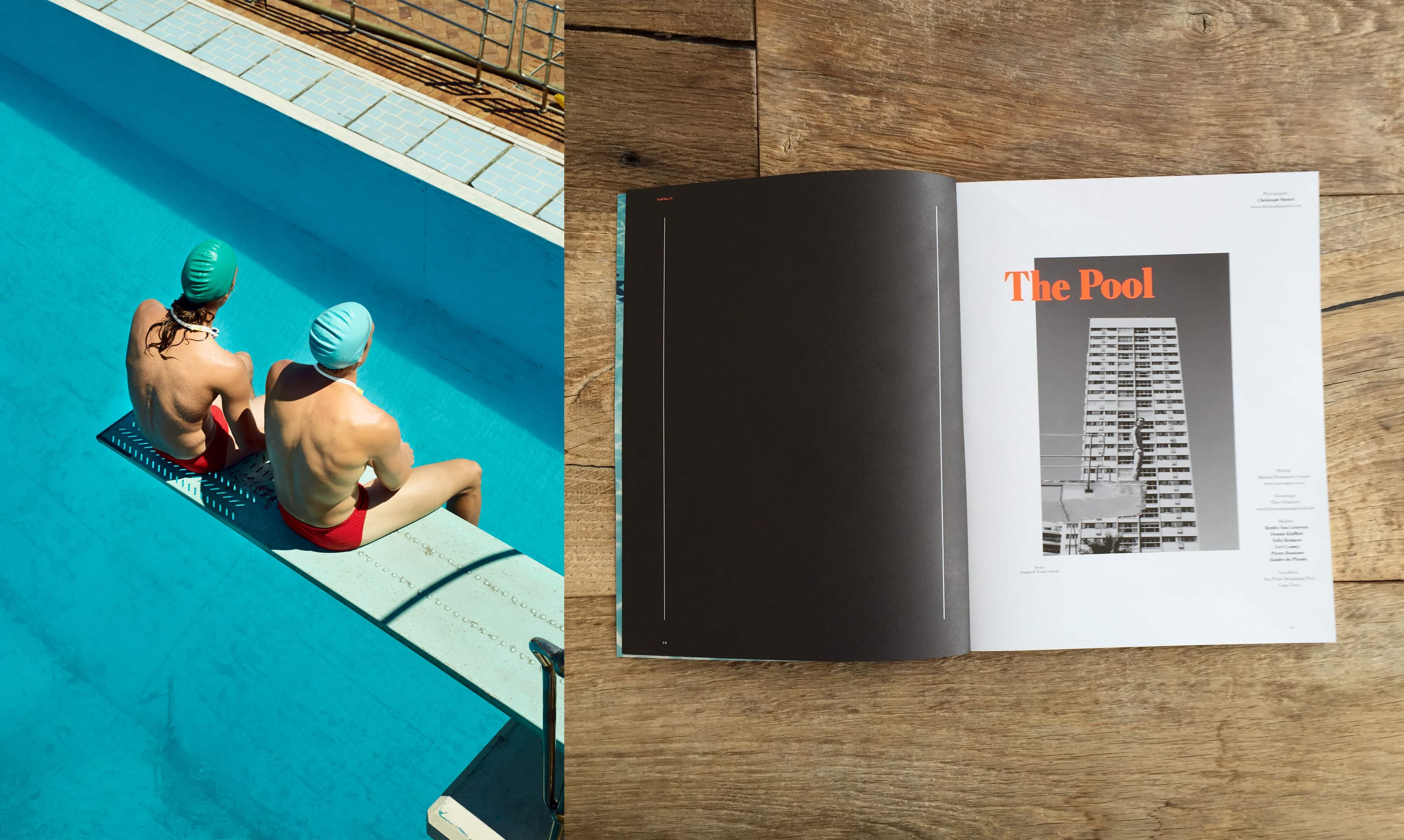 Bureau Johannes Erler – Kultmag 12 – Sports Edition