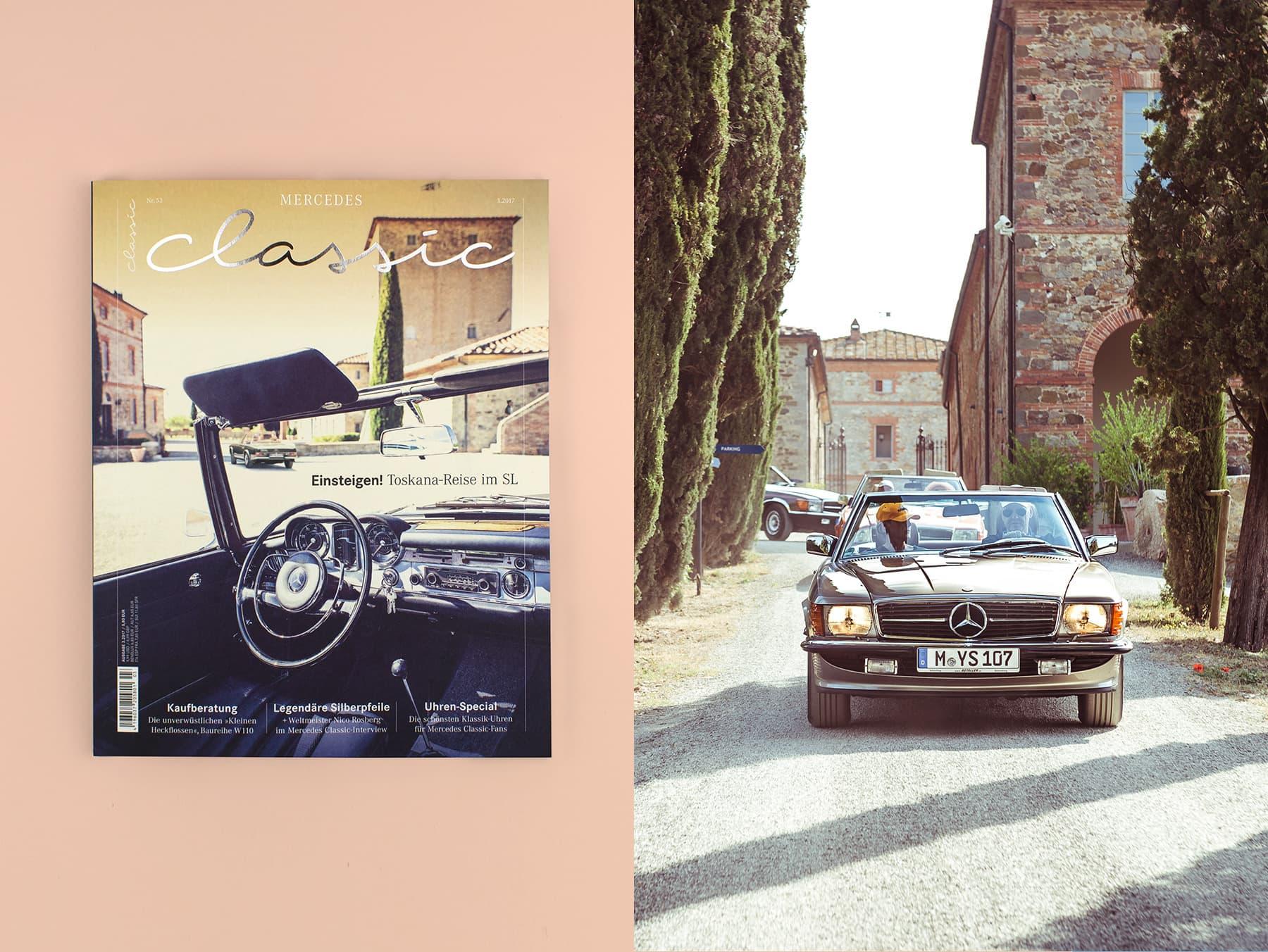 Bureau Johannes Erler – EST ErlerSkibbeTönsmann und Looping Group kooperieren bei Mercedes-Benz Magazinrelaunch.