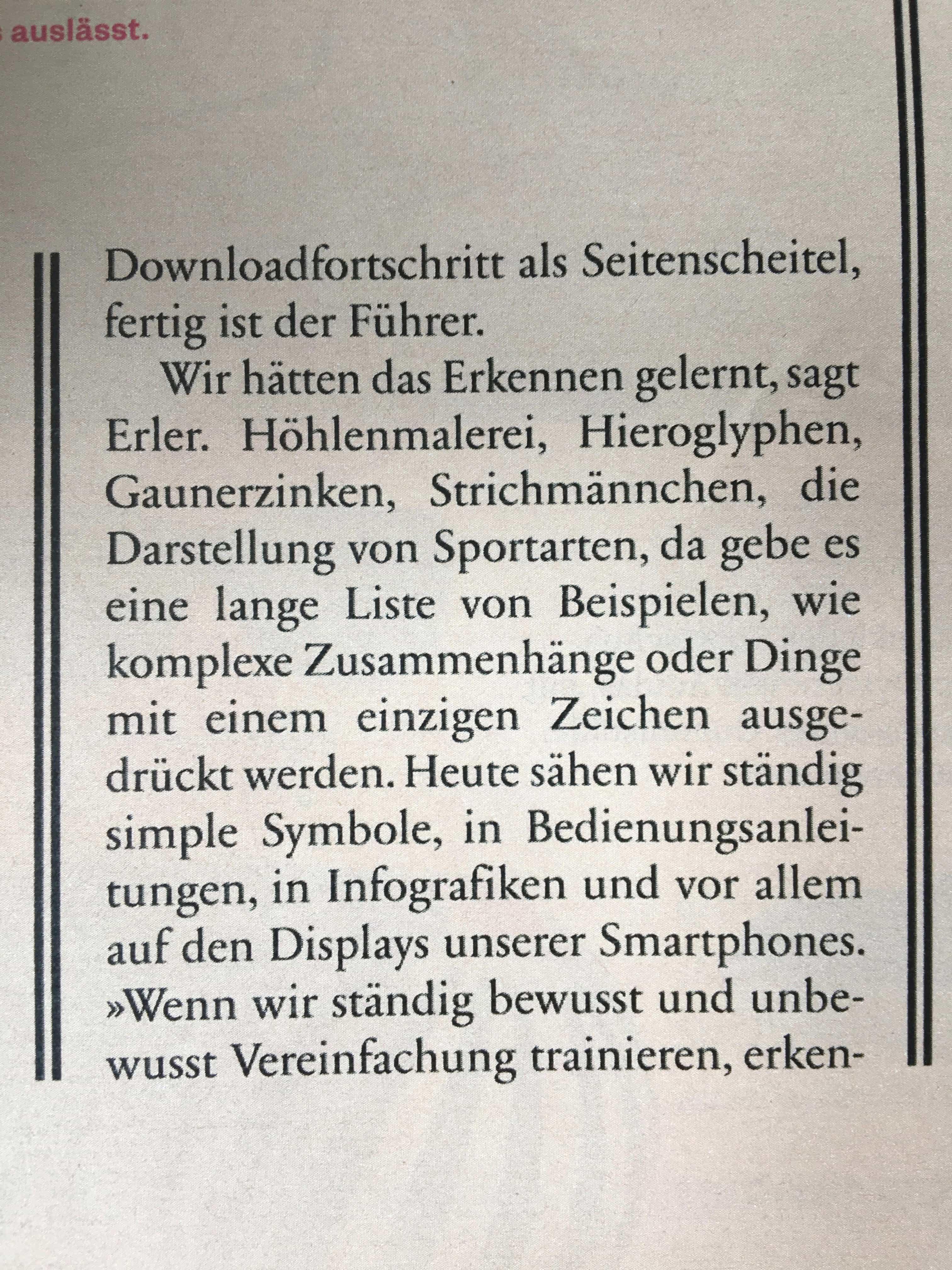 Bureau Johannes Erler – Speck lass nach!