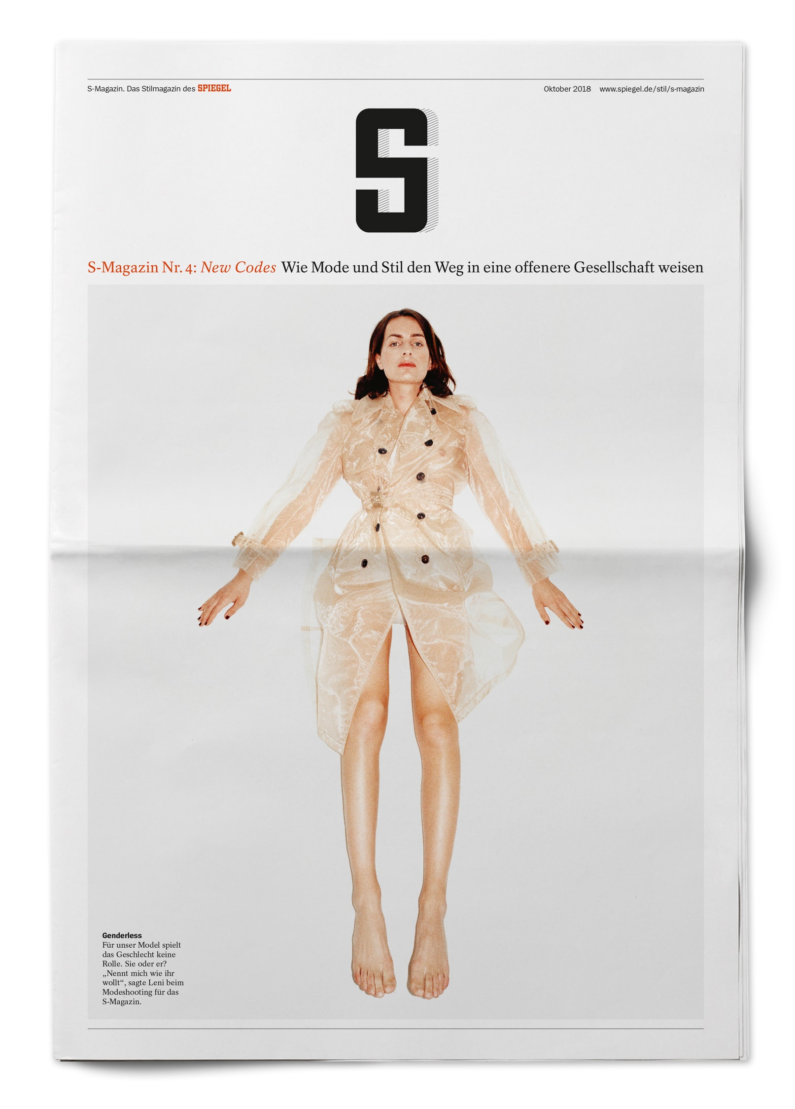 Bureau Johannes Erler – S-Magazin Nr.4: New Codes