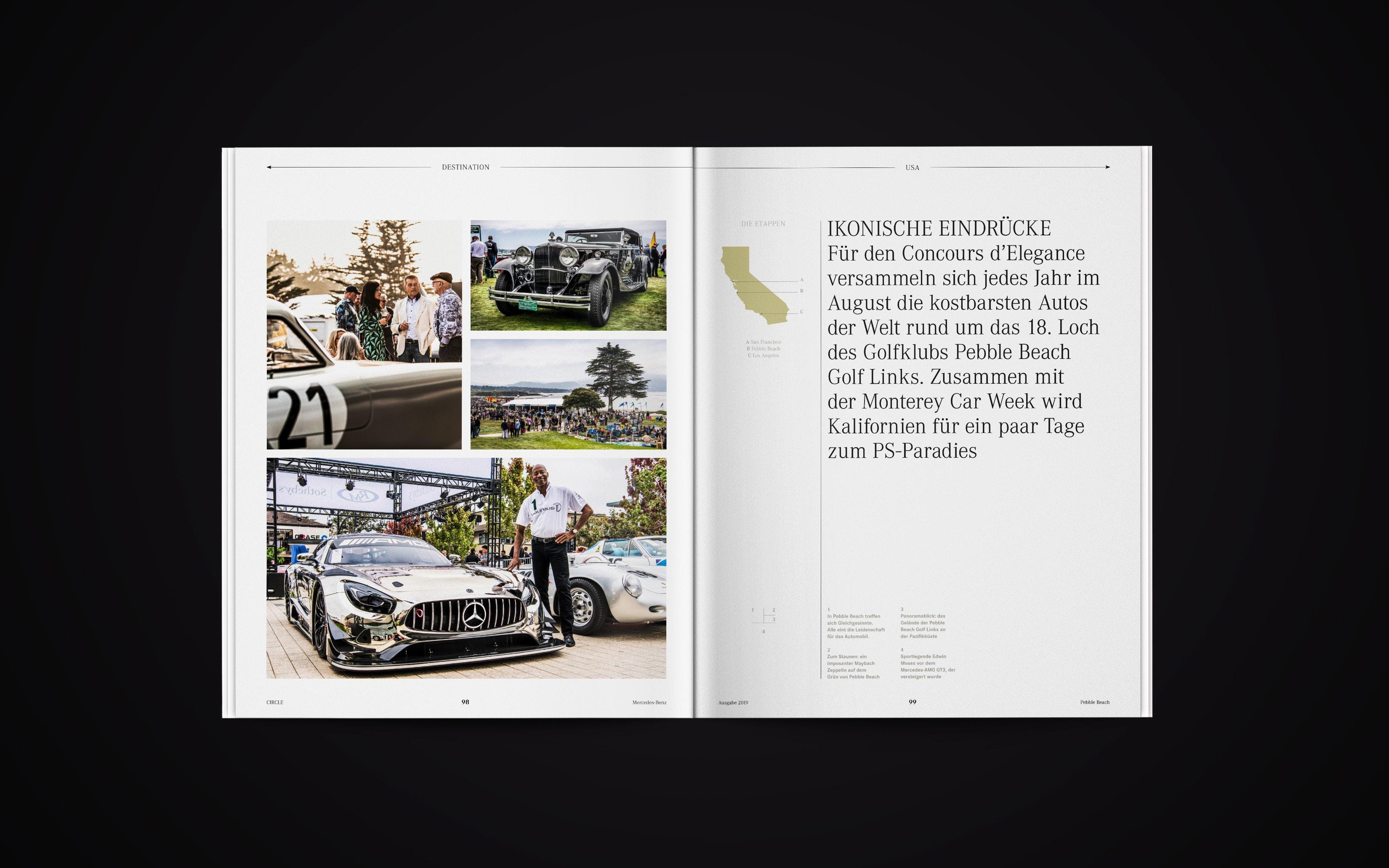 Bureau Johannes Erler – Mercedes-Benz Circle