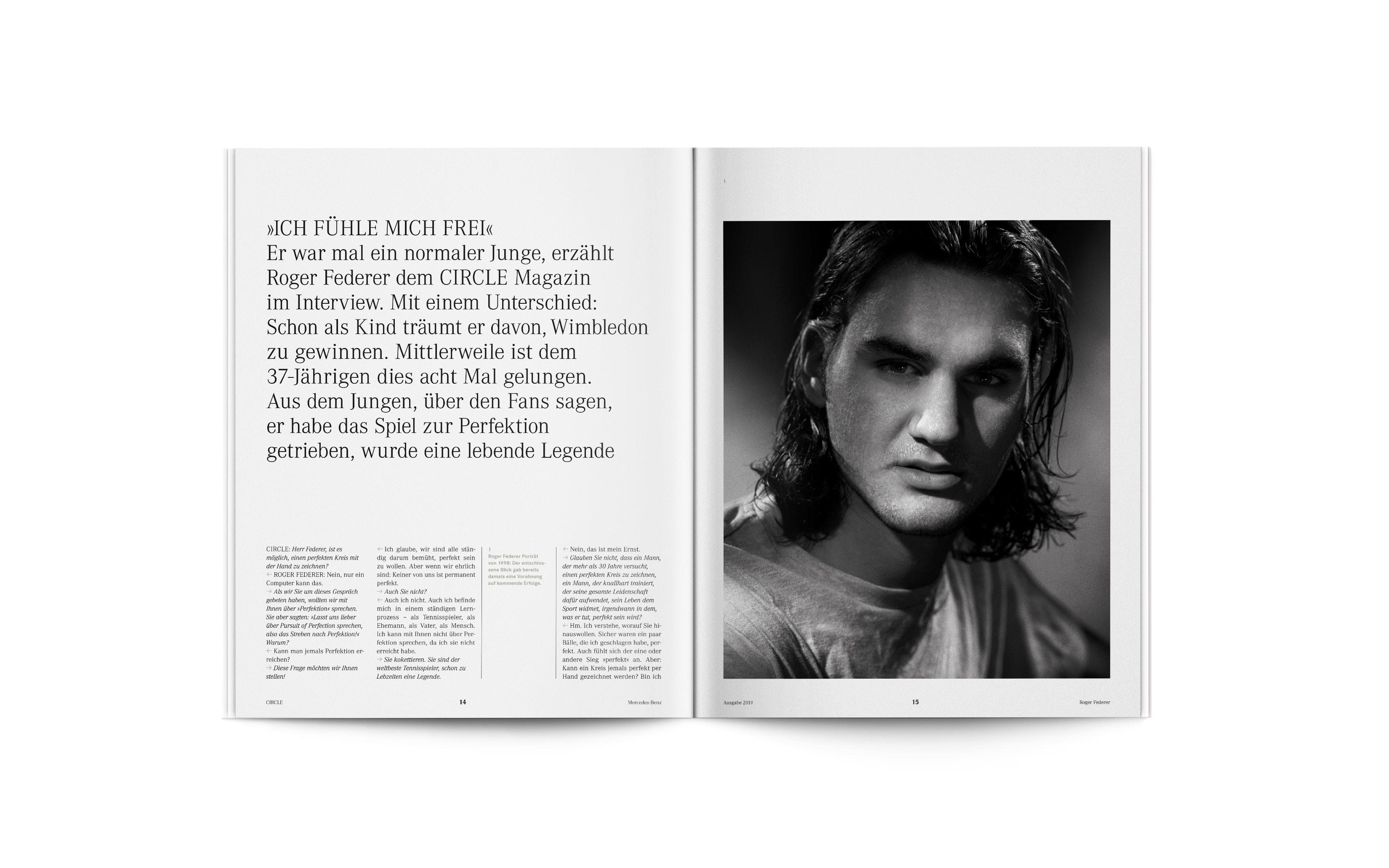 Bureau Johannes Erler – Mercedes-Benz Magazine