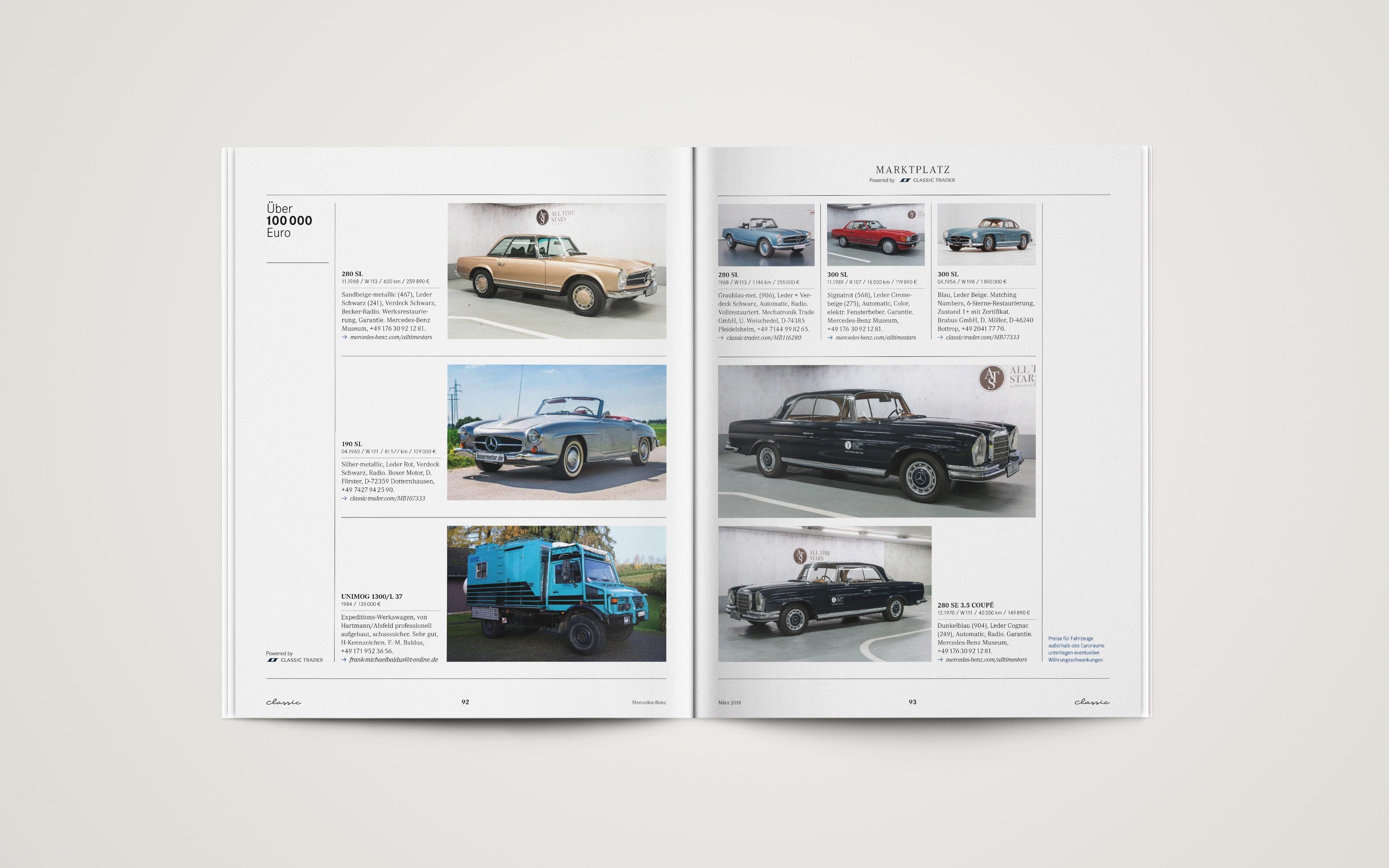 Bureau Johannes Erler – Mercedes-Benz Classic