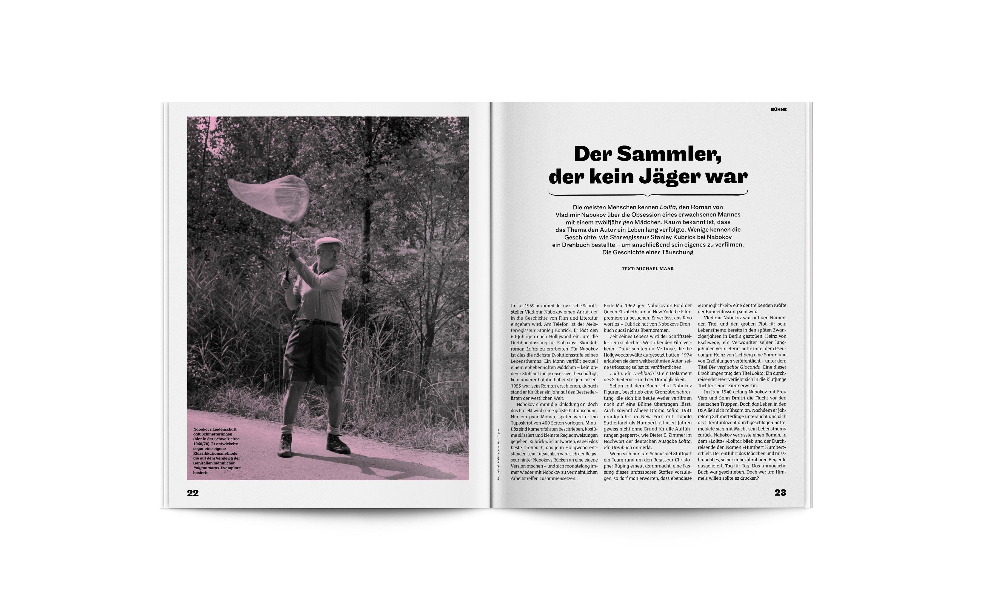 Bureau Johannes Erler – Reihe 5