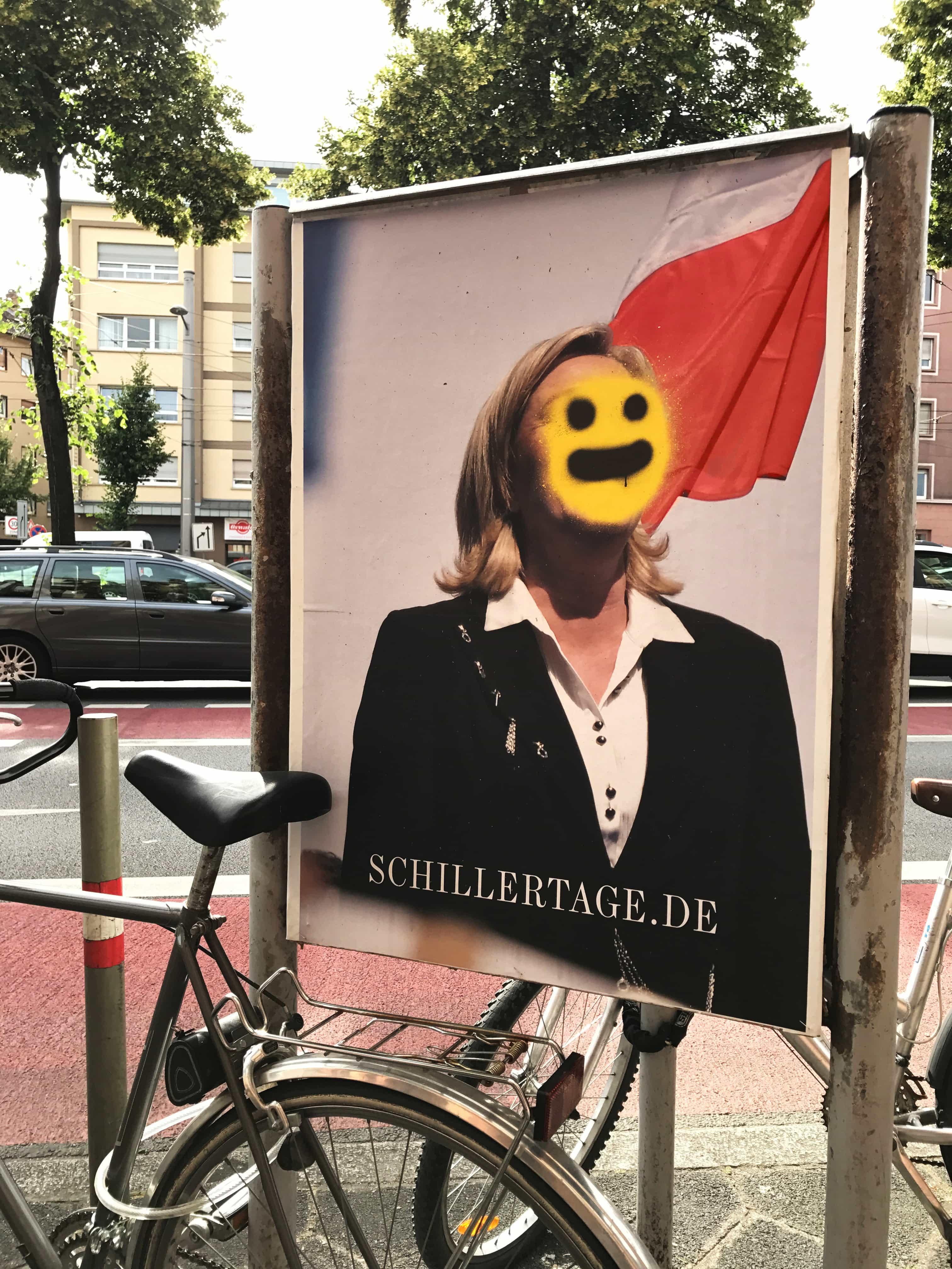 Bureau Johannes Erler – 19. Internationalen Schillertage