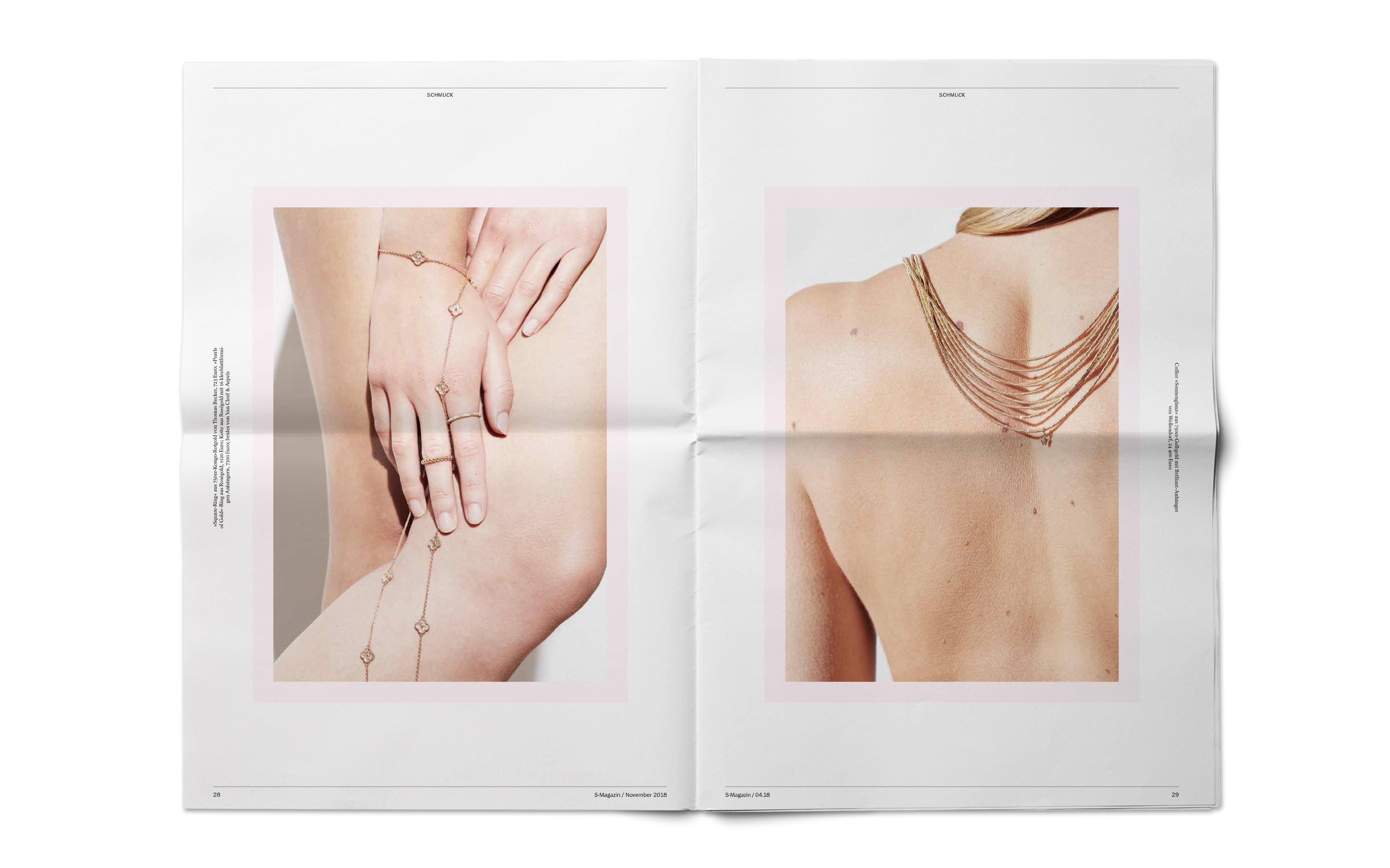 Bureau Johannes Erler – Spiegel S-Magazine / Nr. 5-7