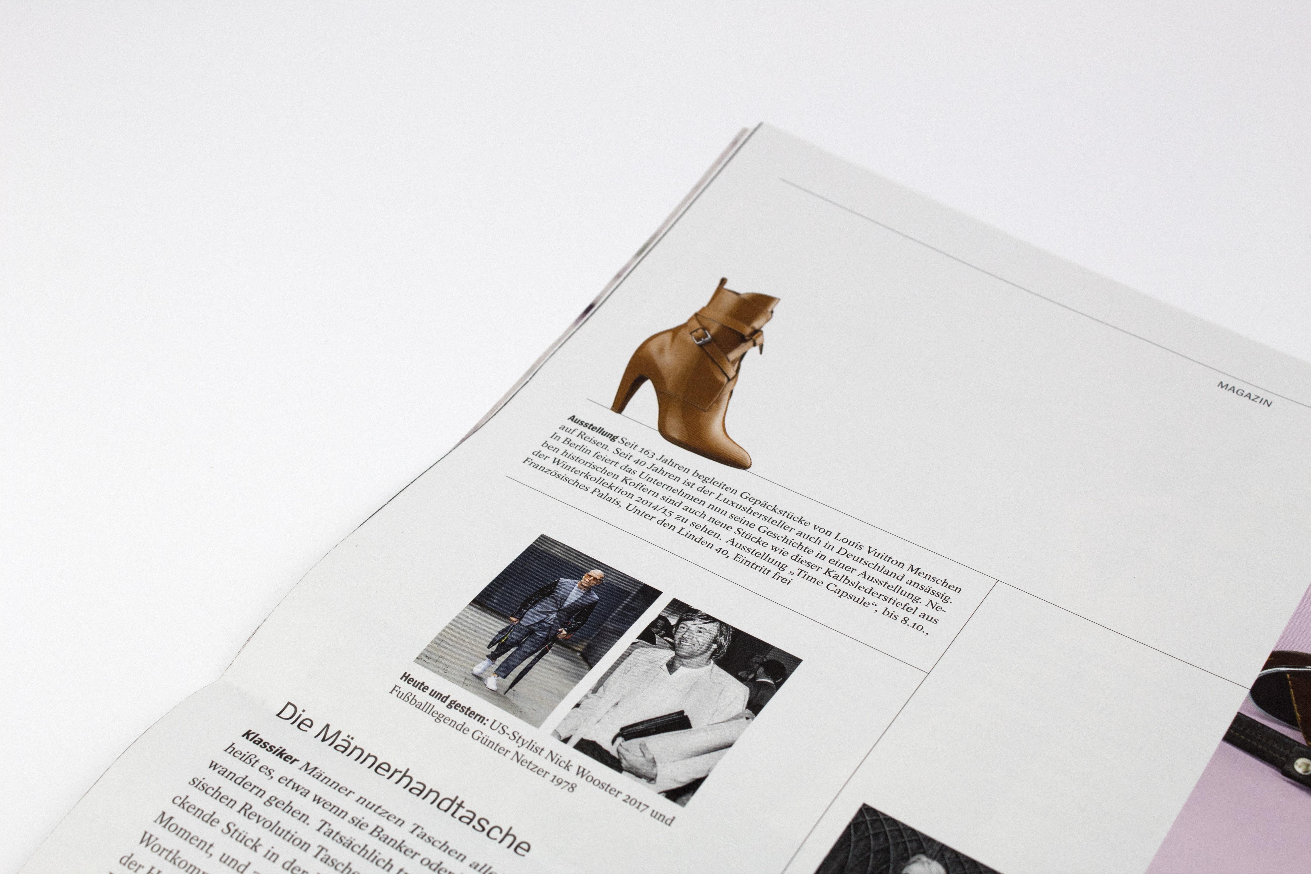 Bureau Johannes Erler – Spiegel S-Magazin / Nr. 01 -04