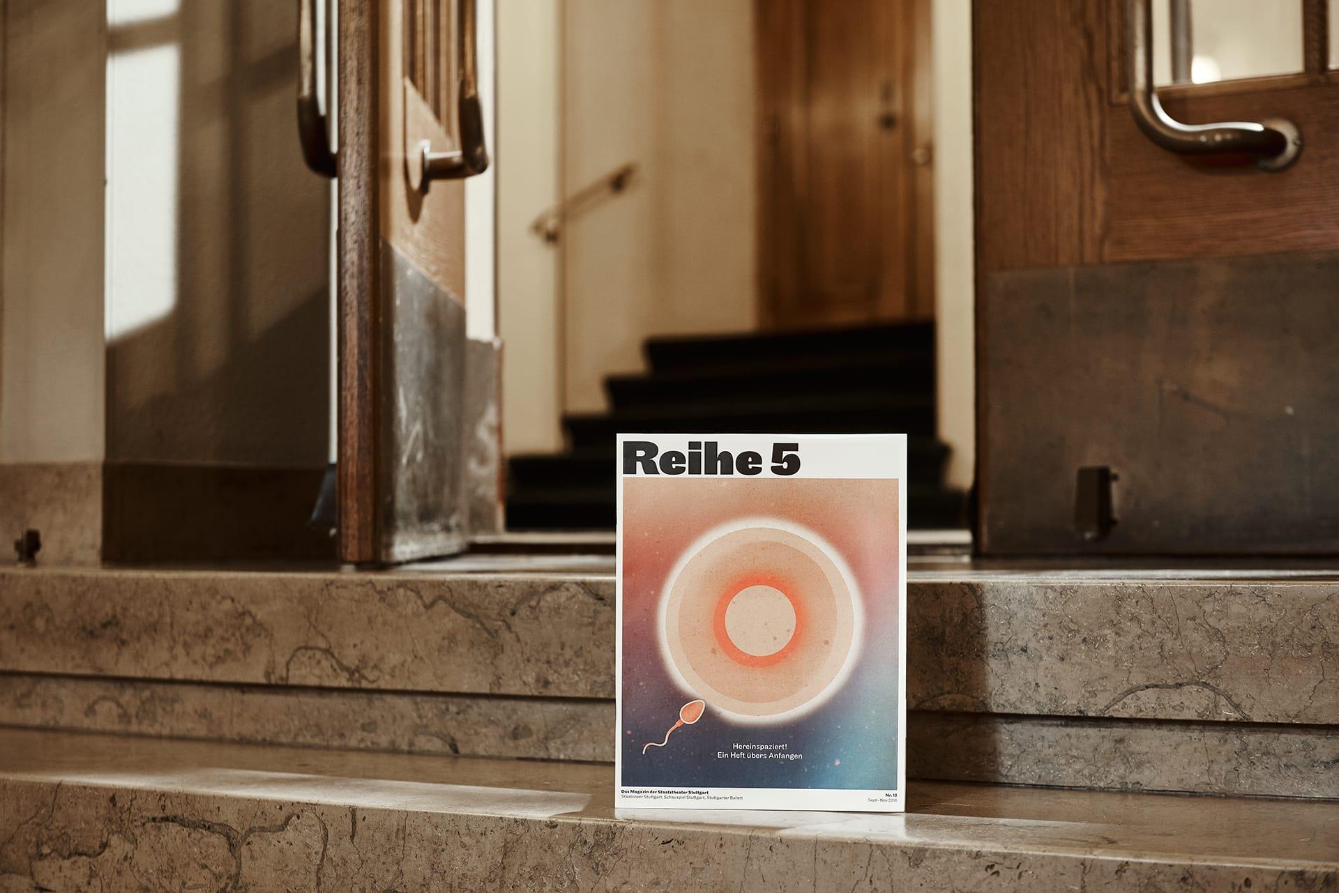 Bureau Johannes Erler – Reihe 5: Ein Heft über Anfänge