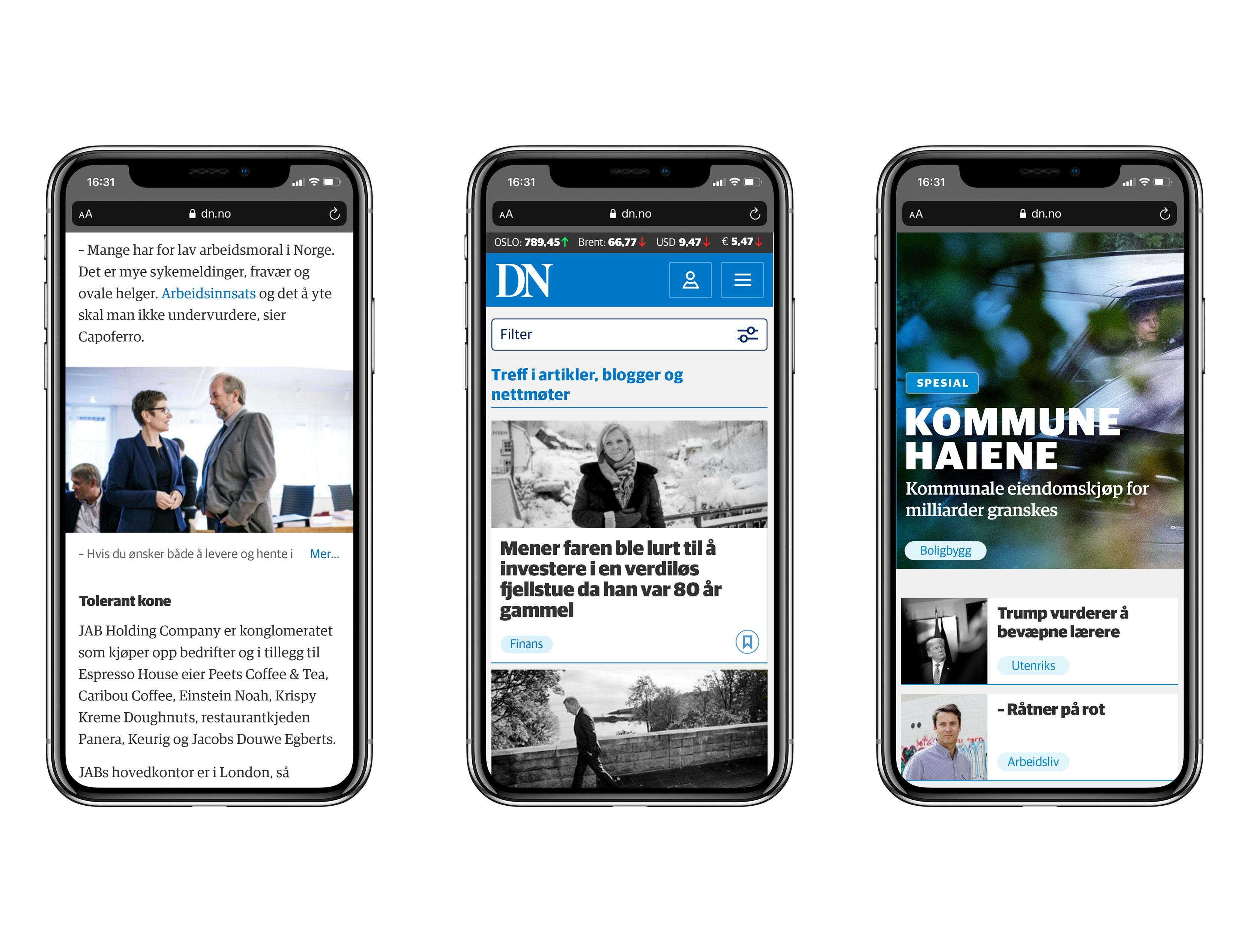 Bureau Johannes Erler – Dagens Næringsliv