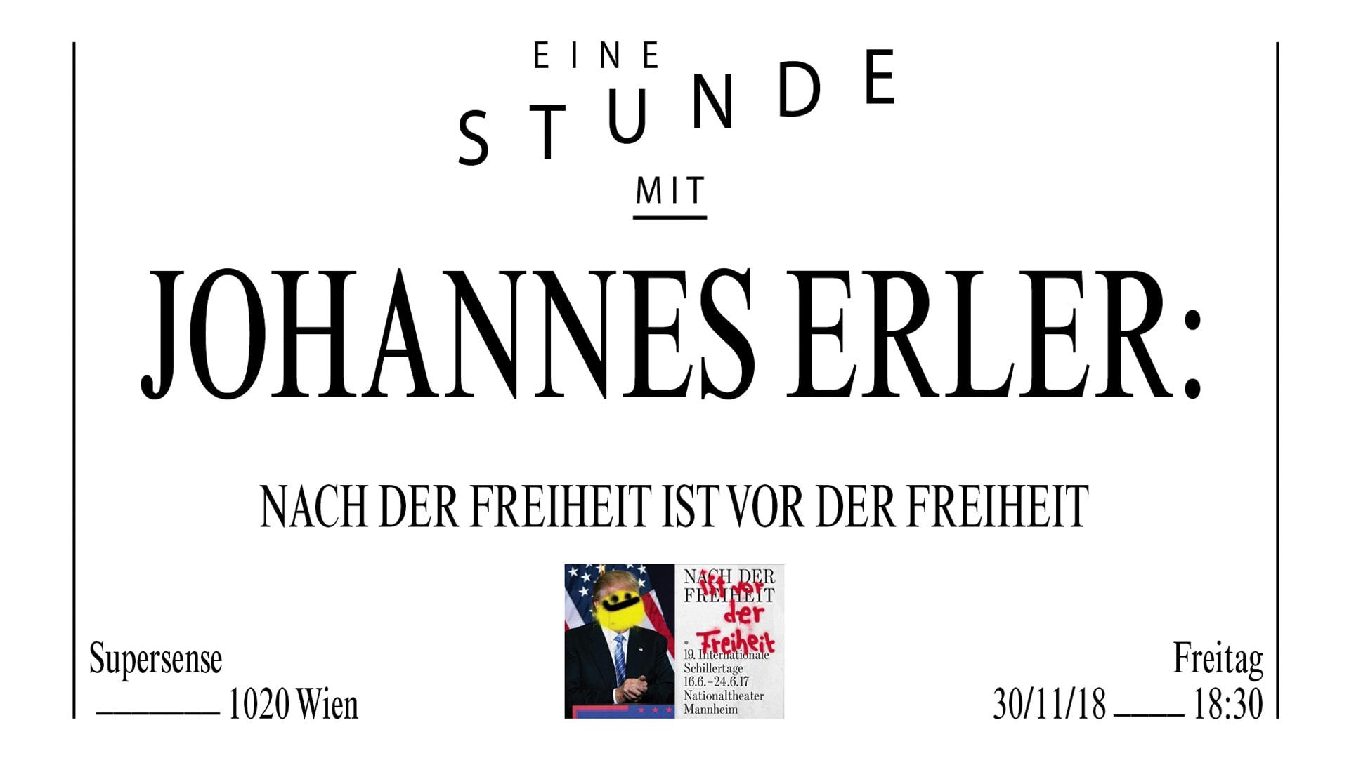 Bureau Johannes Erler – Forward Creatives: Ein Abend in Wien
