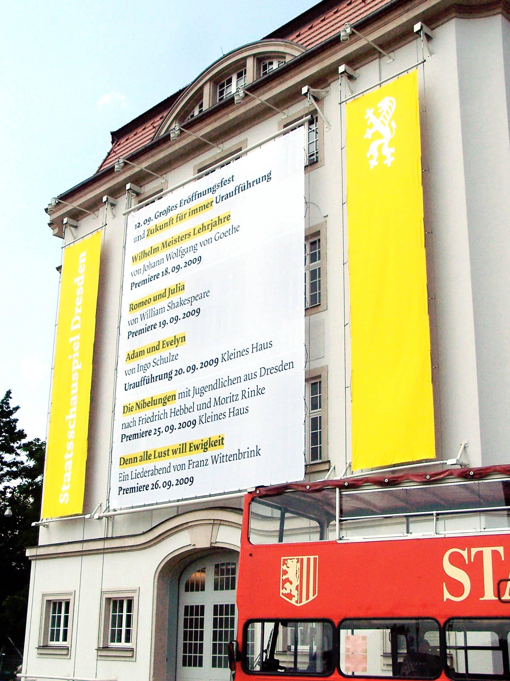 Bureau Johannes Erler – Staatsschauspiel Dresden