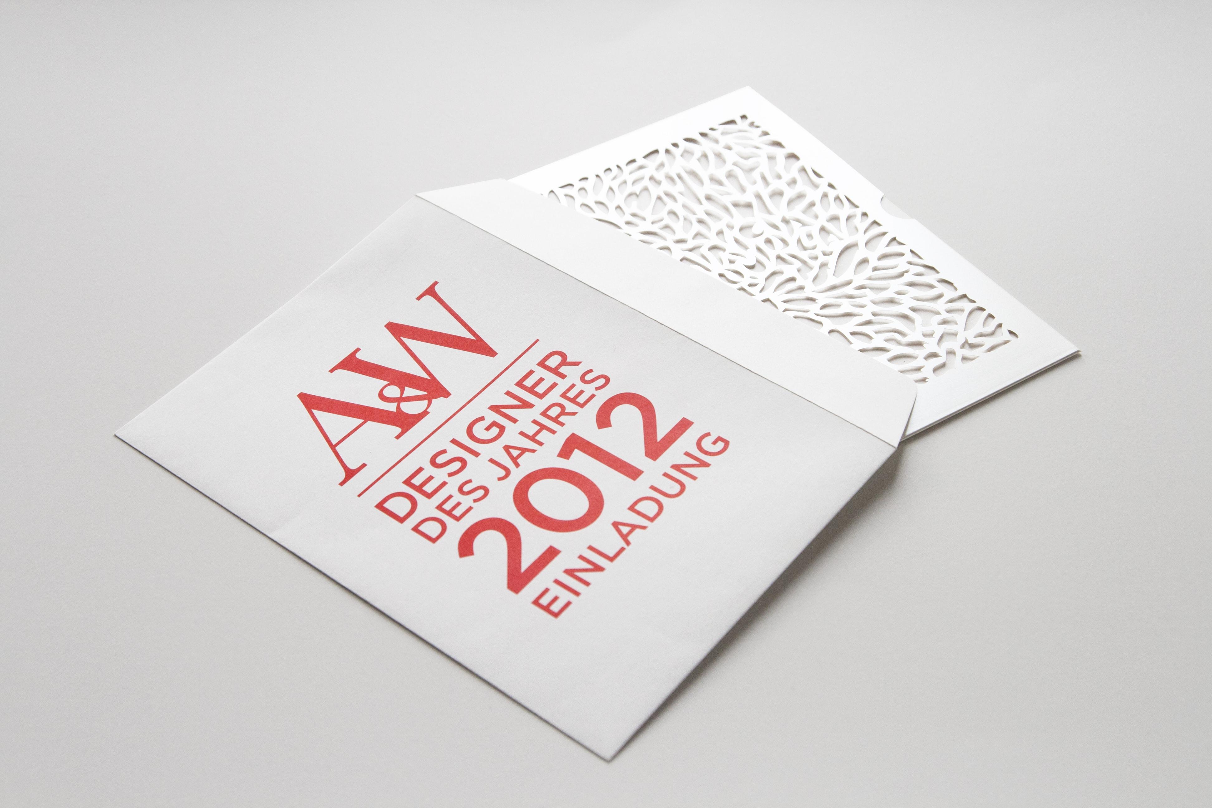 Bureau Johannes Erler – A&W Designer des Jahres