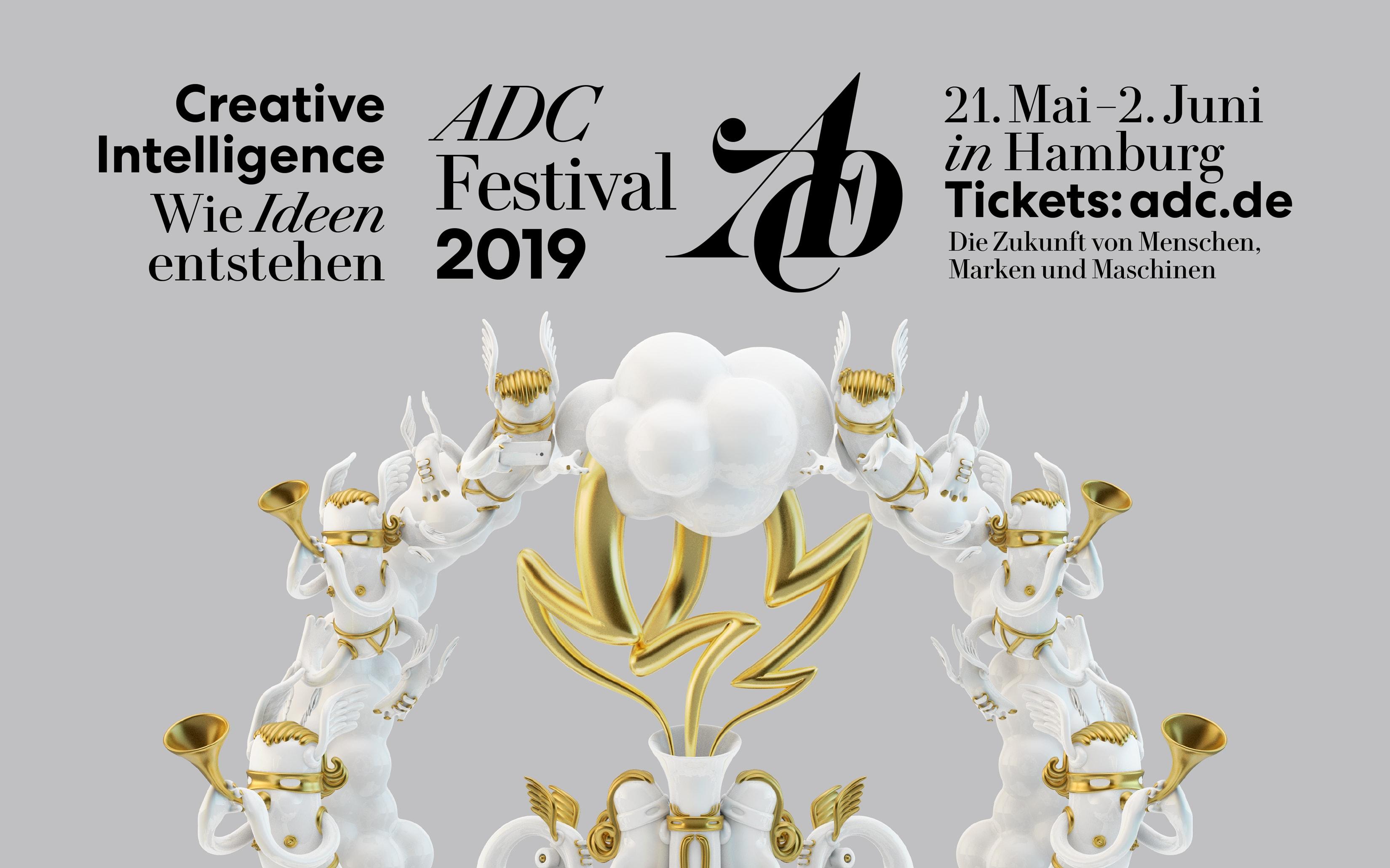Bureau Johannes Erler – Beim Warm-up zum ADC Festival