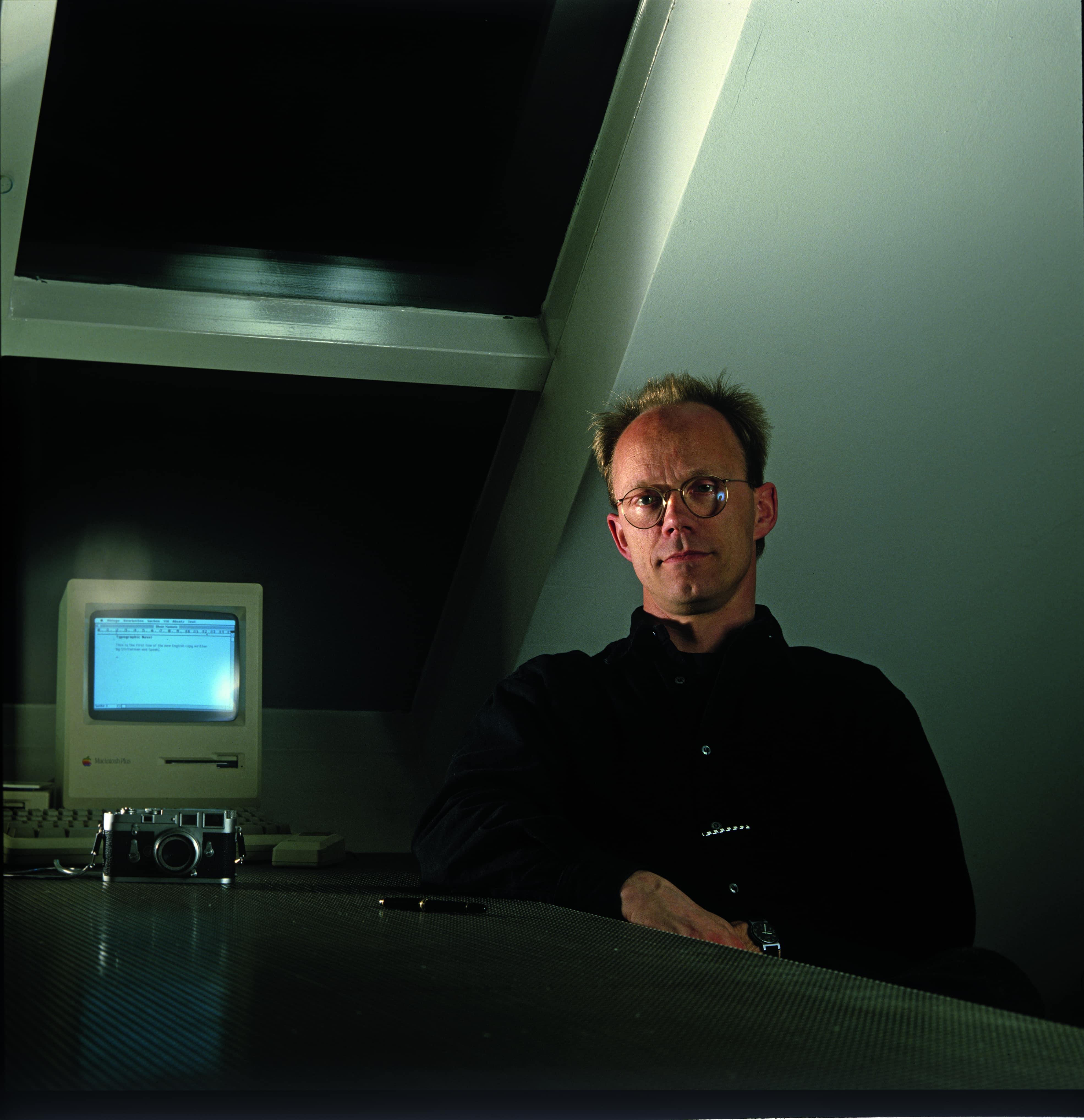 Bureau Johannes Erler – Hallo ich bin Erik