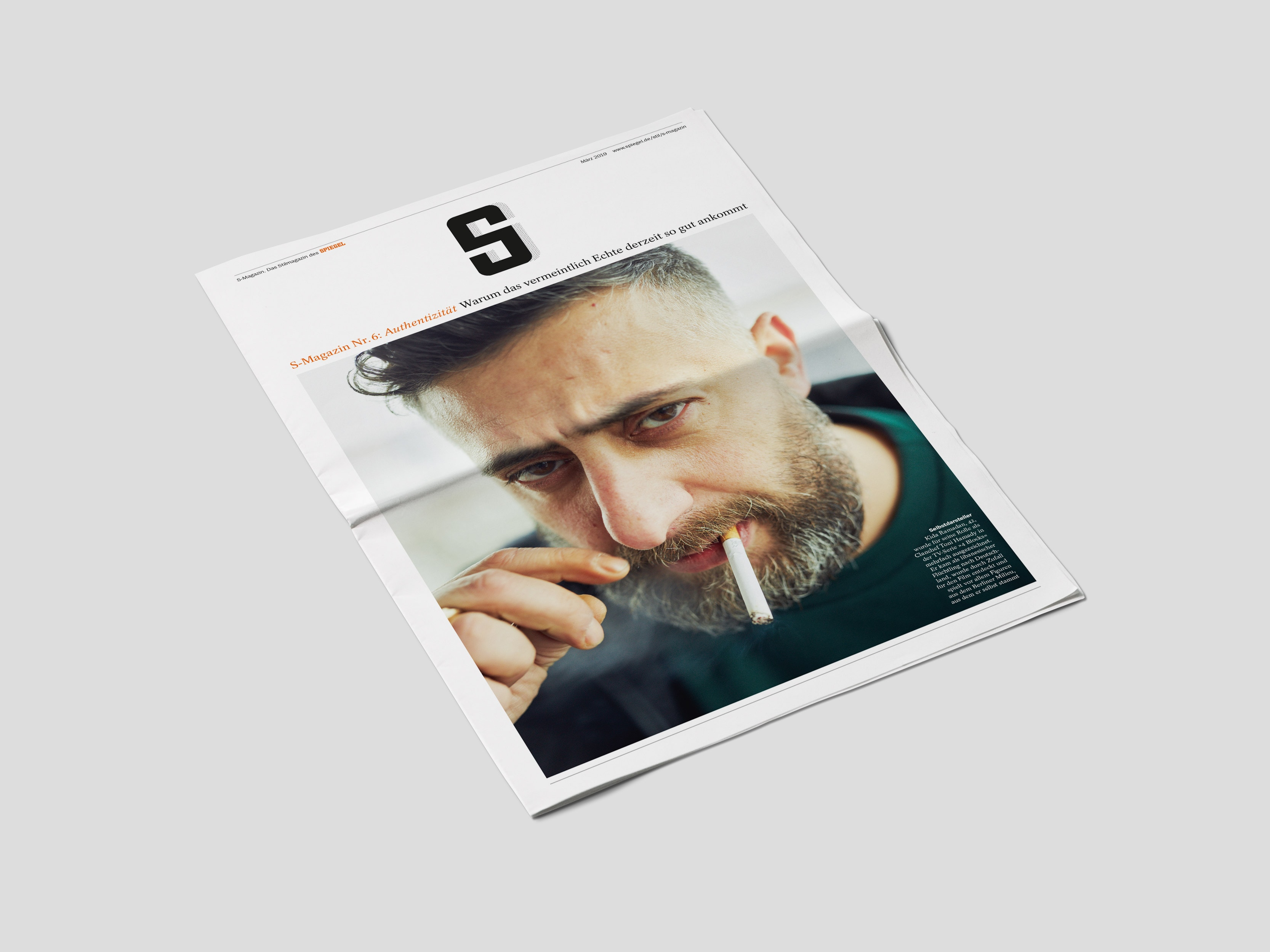 Bureau Johannes Erler – Das neue S ist da!