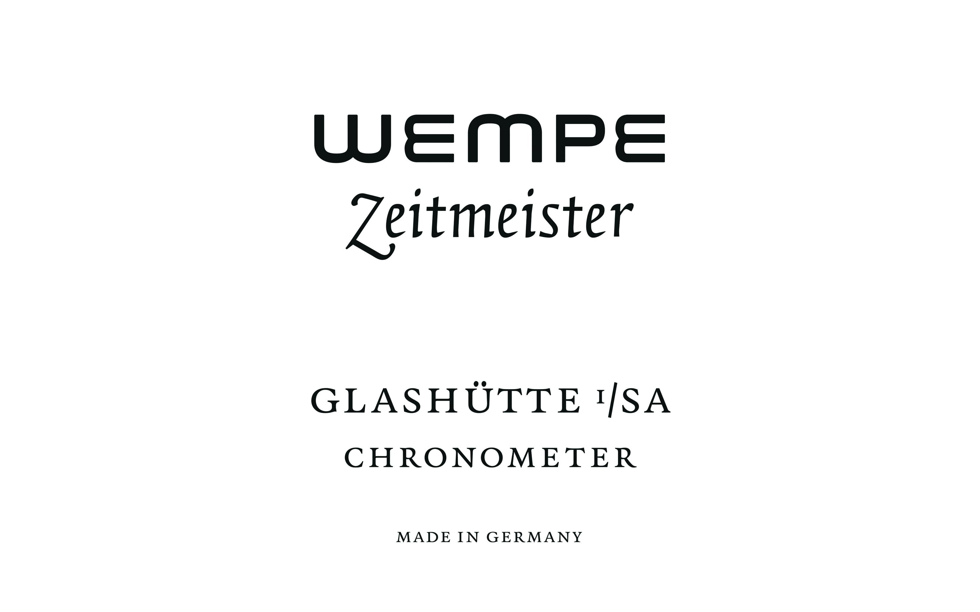 Bureau Johannes Erler – Wempe Sternwarte