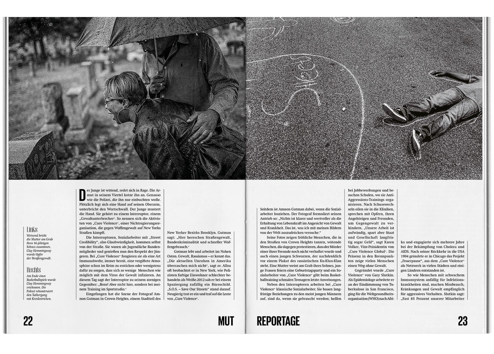 Bureau Johannes Erler – MUT — Magazin für Lösungen