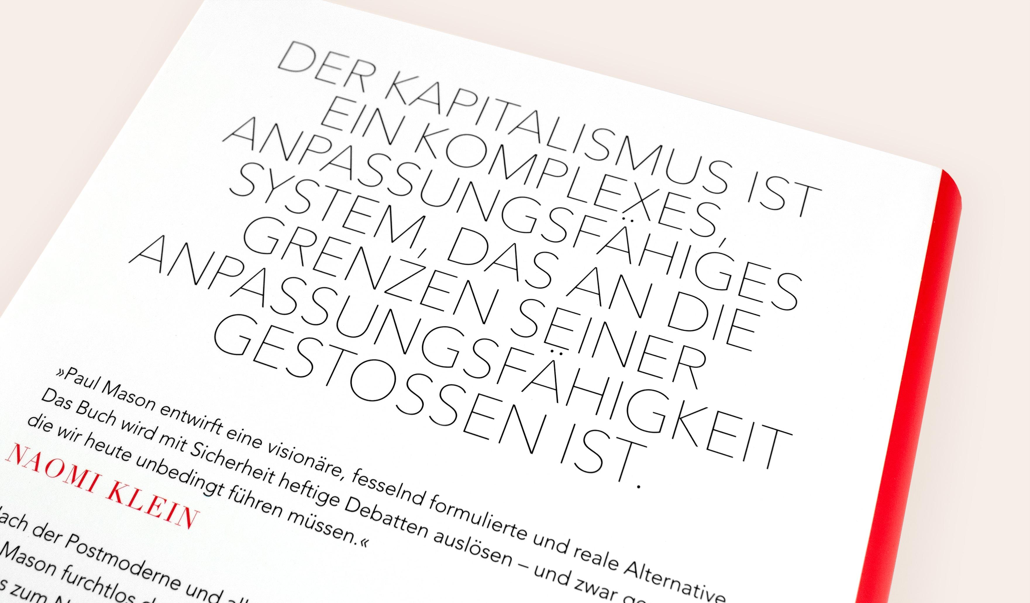 Bureau Johannes Erler – Suhrkamp Verlag (2015–2016)