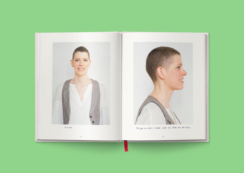 Bureau Johannes Erler – Natalie Kriwy 14/09 Tagebuch einer Genesung