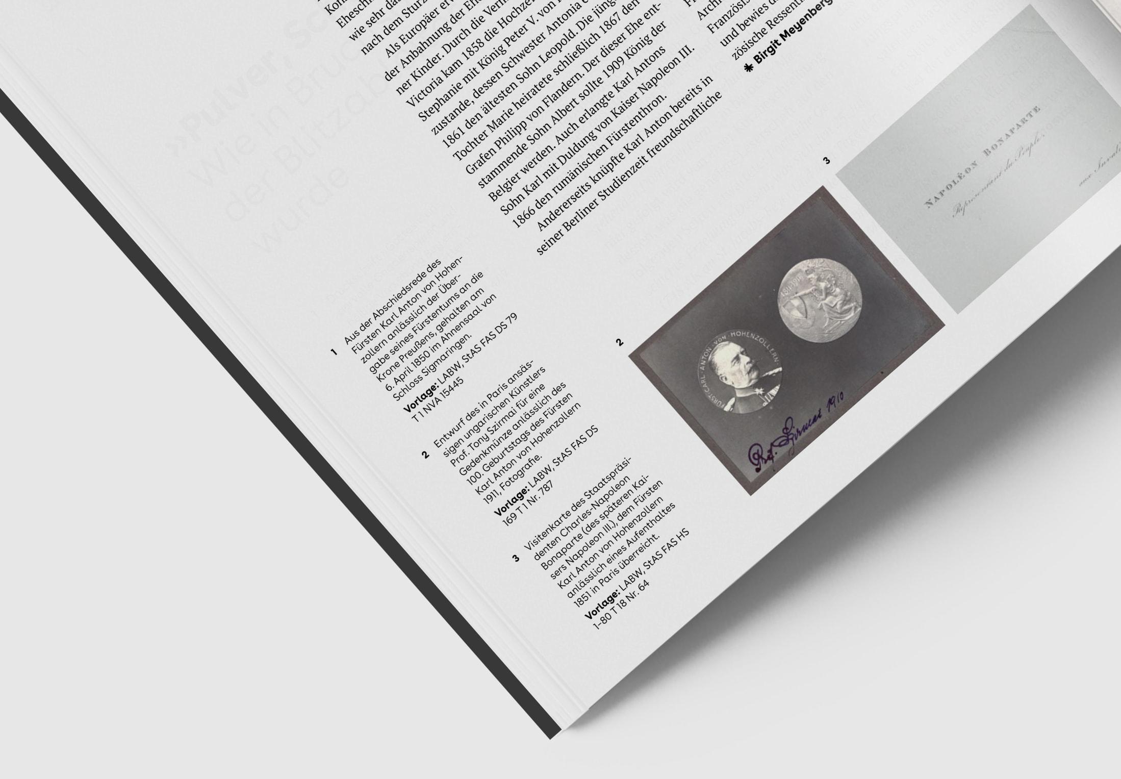 Bureau Johannes Erler – Neugestaltung der Archivnachrichten