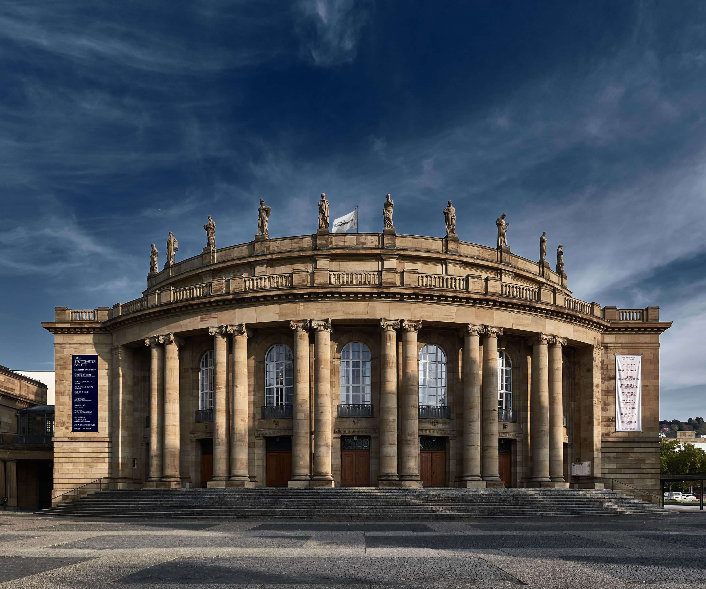 Bureau Johannes Erler – Staatstheater Stuttgart