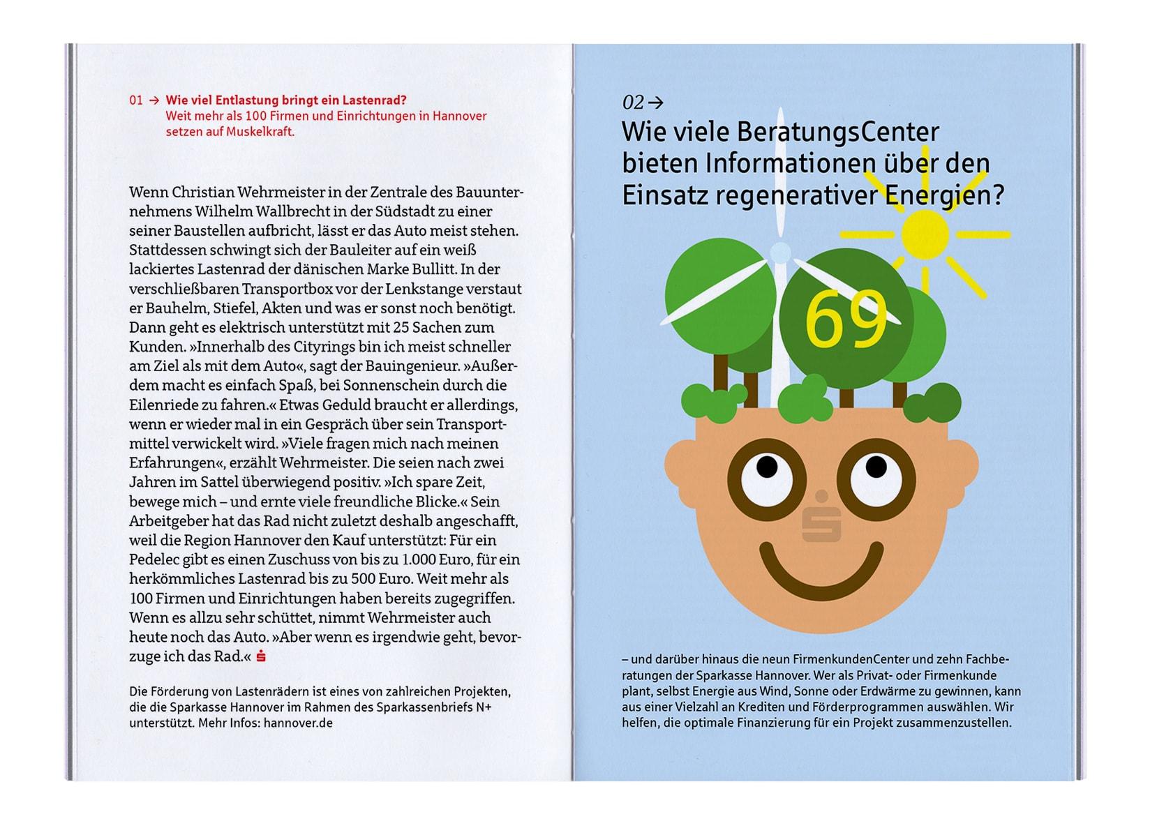 Bureau Johannes Erler – Sparkasse Hannover