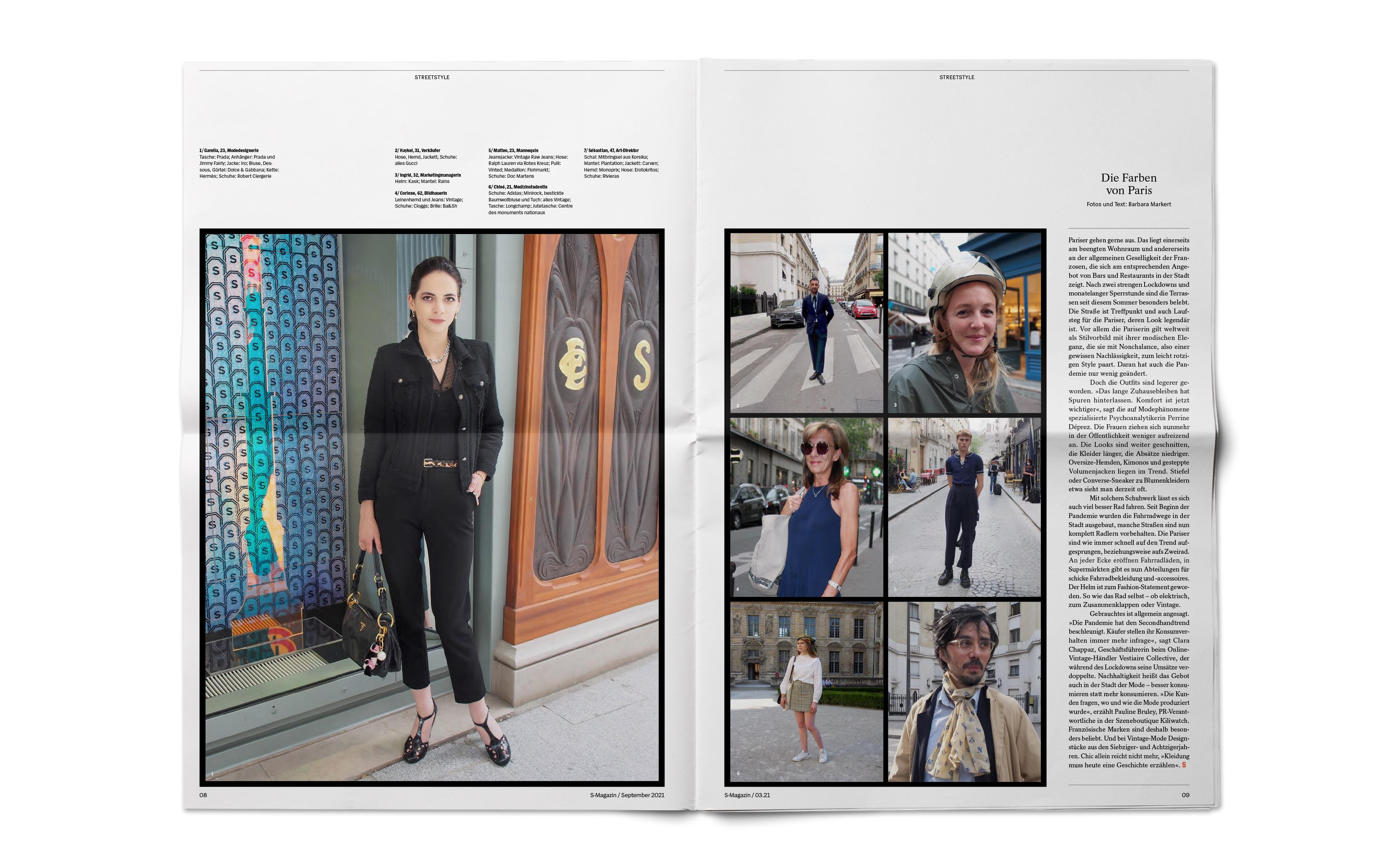 Bureau Johannes Erler – S-Magazin Nr. 15: Neue Stoffe, neue Werte